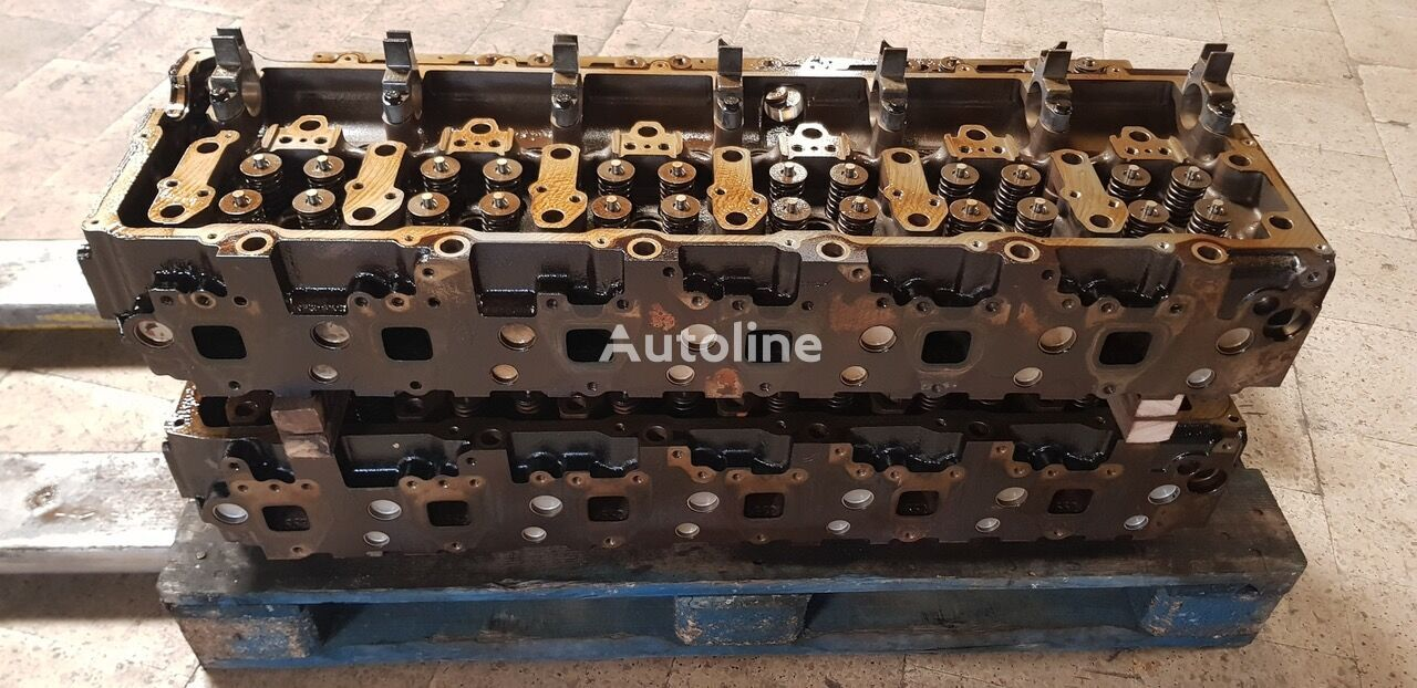 cabeça do motor MAN D2066   51031006170   51031006426 para camião